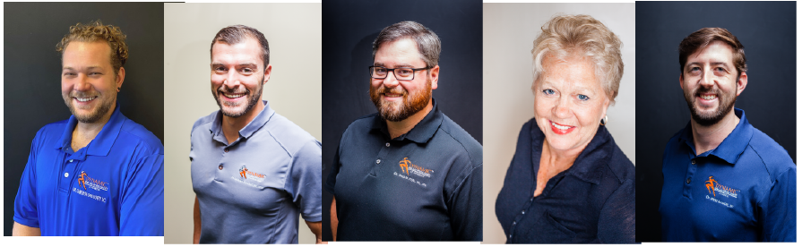 Team of Georgia chiropractors based in metro Atlanta - Dynamic Spine and Sports Therapy